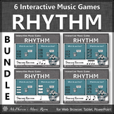 Rhythm Games: Interactive Music Games Bundle {raccoon}