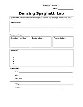 Dancing Spaghetti Lab
