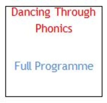 Dancing Through Phonics - Full Programme