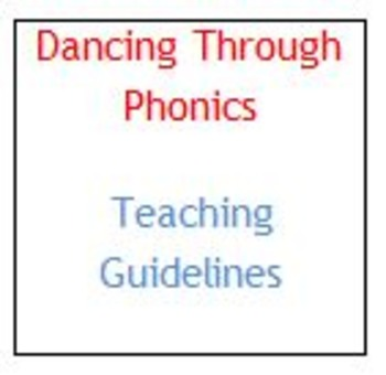 Dancing Through Phonics - Teaching Guidelines