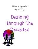Dancing Through the Decades Choreo