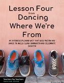 Dancing Where We're From: Sample Lesson