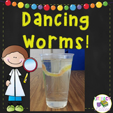 Dancing Worms {a candy science investigation}
