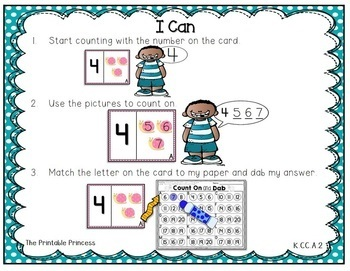 Spring and Weather Centers for Kindergarten {Math & Literacy Centers}