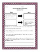 Dancing in the Wings Comprehension Packet
