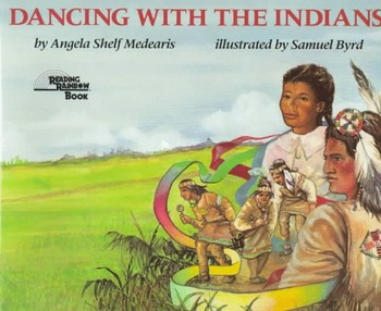 Dancing with the Indians Reading Guide (Common Core Aligned)