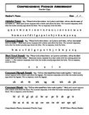 Danco Phonics Assessment