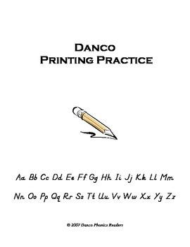 Danco Printing Practice
