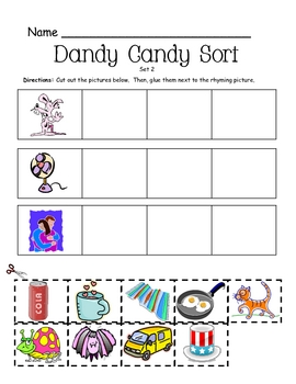 Dandy Candy Set 2