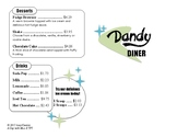 Dandy Diner Math Room Transformation