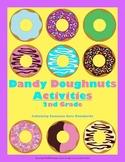 """2nd Grade Common Core - """"Dandy Doughnuts"""""""