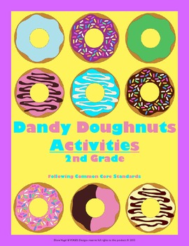 "2nd Grade Common Core - ""Dandy Doughnuts"""