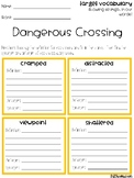 Dangerous Crossing Vocabulary Grids