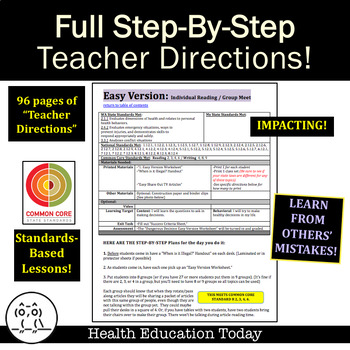 Decision-Making Lessons: Use 87 Articles in This Powerful Decision-Making Unit!