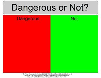 Dangerous Material or Not