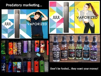 Dangers of Vaping (an evidence & statistical approach to the problem)