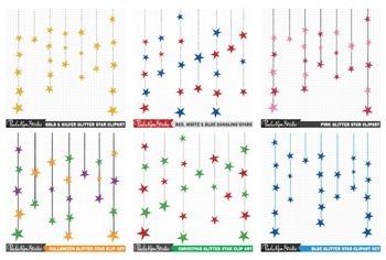 Clipart - Star Bundle