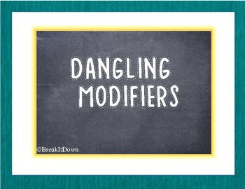Dangling Modifiers Revision Strategies Made Easy