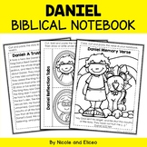 Daniel Interacitve Notebook Bible Unit