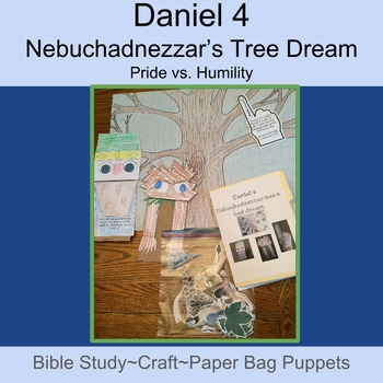 Daniel 4: King Nebuchadnezzar's Tree Dream