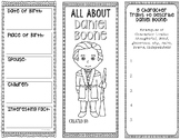 Daniel Boone - Historical Figure Research Project Interactive Notebook