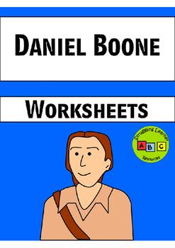 Daniel Boone - Worksheets
