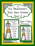 Daniel and King Nebuchadnezzar's Dream Worksheet