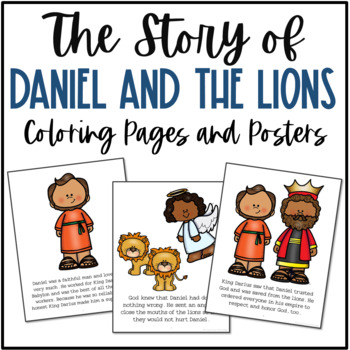 Daniel And The Lions Activity Book Beginners Bible Pathway ... | 350x350