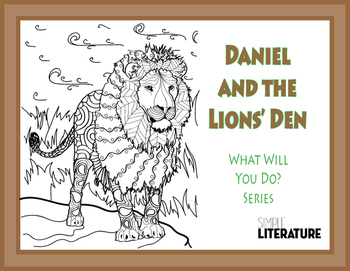 """SL Free - Daniel and the Lions' Den - Bible Story - """"What Will You Do?"""" Series"""