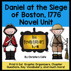 Daniel at the Siege of Boston, 1776 Novel Guide