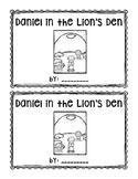 Daniel in the Lion's Den reader