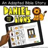 Daniel in the Lions' Den Adapted/Interactive Digital Book