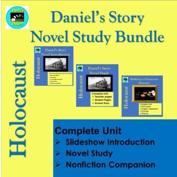Daniel's Story Holocaust Fiction Bundle