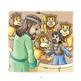 Daniel & the Lions' Den Christian eBook& Read-Along Audio Track