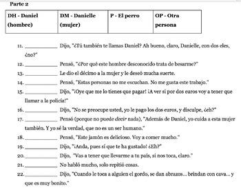 Danielle - La Lotería Navideña de España