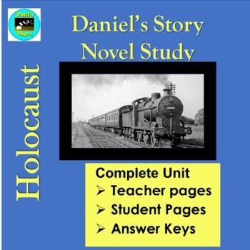 Daniel's Story- Holocaust Novel Study