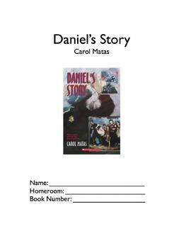 Daniel's Story Packet