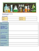 Danielson & Common Core Aligned Lesson Plan For Formal Observations
