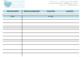Danielson Framework for Teaching - Domain #1 Activity Log