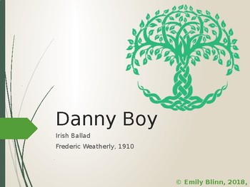 Danny Boy Animated Sing-Along