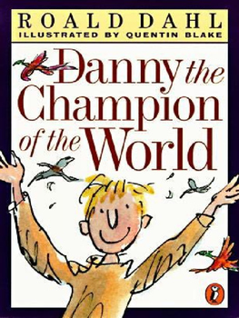 Danny Champion of the World Resource Pack