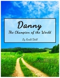 Danny, Champion of the World Vocabulary and Questions
