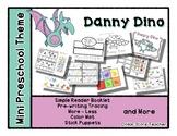 Danny Dino Mini Preschool Theme - Dinosaur Theme