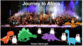 Danny Dinosaur & Friends: A Soundscape Book Series - #3 Journey to Africa