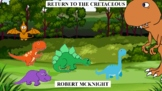 Danny Dinosaur & Friends: A Soundscape Book Series - #6 Return to the Cretacious