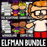 Danny Elfman Bundle, Halloween Activities, October Activit