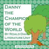 Danny the Champion of the World Novel Unit