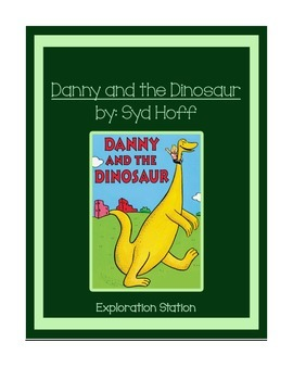 Danny and the Dinosaur Book Study