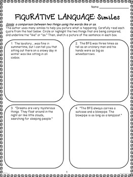 Danny the Champion of the World: Reading Response Activities and Projects