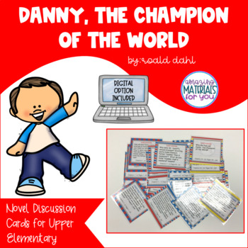 Danny, the Champion of the World (Dahl) Discussion Cards